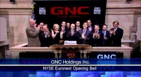 GNC's triangle consolidation