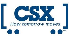 CSX travels sideways