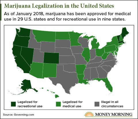 Five Ways You Can Make Money from the Legal Marijuana Industry [MAP ...