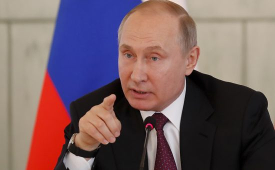 Russia readies to hand Putin new term in presidential vote