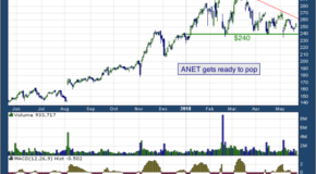 Arista Networks Inc (NYSE: ANET)