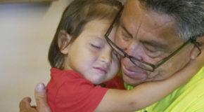 Guatemalan man recounts anguish of separation from toddler