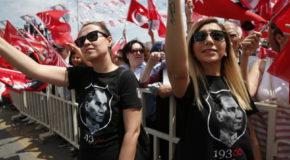 Despite the odds, Turkey's opposition mounts tough challenge