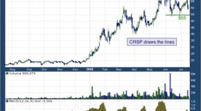 Crispr Therapeutics AG (NASDAQ: CRSP)