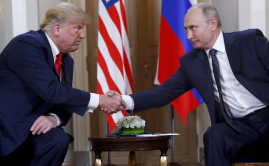 What did Trump and Putin talk about? Only they know