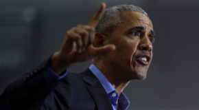 """A Former President's Honest Message for """"Real Change"""""""