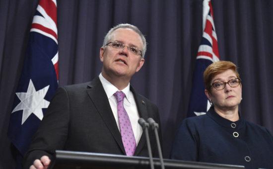 Australia considers moving embassy to Jerusalem