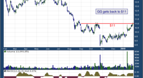 Goldcorp Inc. (NYSE: GG)