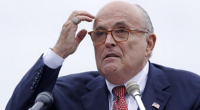 Why Giuliani Just Said He's Got 'Insurance' on Trump [Details…]