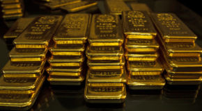 Gold Makes a Sudden Rally to 1300