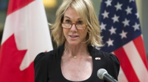 US ambassador to Canada emerges as favorite for UN post
