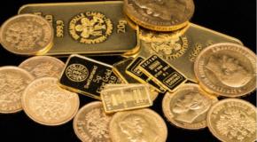 Market News: Inside the U.S Treasury's Huge Gold Vault