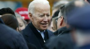 The Latest: Dem senators from Biden home states endorse him