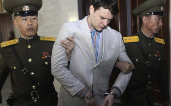 Report: North Korea sought $2M from US for captured American