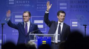 Trump: 2020 rival Buttigieg's same-sex marriage is 'great'