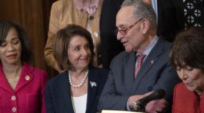 Dems push bill on Obamacare, drug prices toward House OK