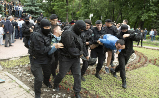 Kazakhstan updates tally of protest arrests to nearly 4,000