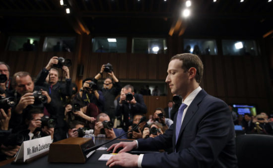 The Latest: Expert welcomes tech probe, warns of politics