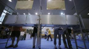Exit polls: Japan's ruling bloc secures upper house majority
