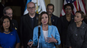 House speaker as US emissary: Pelosi emerges as force abroad