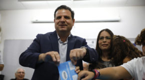 Israel's Arabs poised to gain new voice after tight election