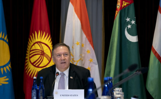 Pompeo: Resist China's demands to repatriate fleeing Uighurs