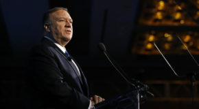 Pompeo criticizes China and long-held US views on country