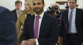 Papadopoulos seeks California seat left vacant by Rep. Hill