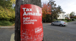 Amazon spends big to remake Seattle's liberal City Council