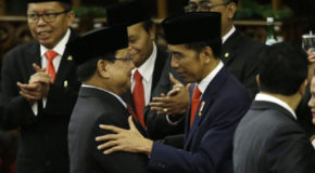Indonesia's losing presidential candidate to join Cabinet