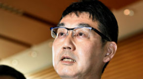 Japan justice minister resigns in election fraud scandal