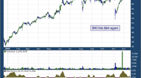 Black Knight Inc (NYSE: BKI)