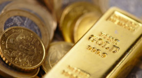Why Did Gold Move Above $1,600 This Morning?