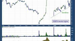 Qiagen NV (NYSE: QGEN)