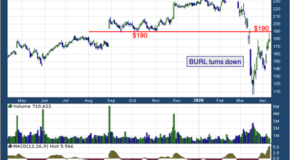 Burlington Stores Inc (NYSE: BURL)