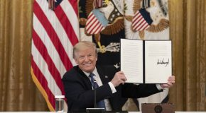 Trump's Big-Time EFFORT to Get Along With Dems…