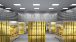 Russia's National Wealth Fund piles into gold