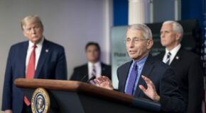 The ONLY Thing That Doesn't Surprise Fauci (about Trump)