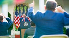 Trump's FRANTIC Plan to Save His Presidency…