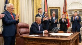 Trump Reaches HISTORIC Agreement on Peace Deal…