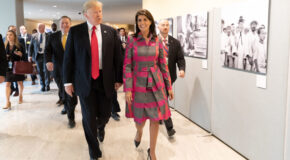 Haley's WARNING for America If Trump Loses…
