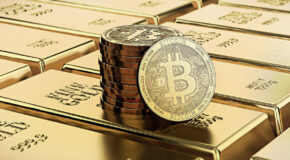 Bitcoin is surging as an inflation hedge, but don't count out gold either