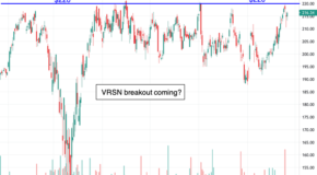 VeriSign (VRSN): A Breakout is in the Charts