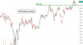 Edwards Lifesciences Corp. (EW) Breaks Through