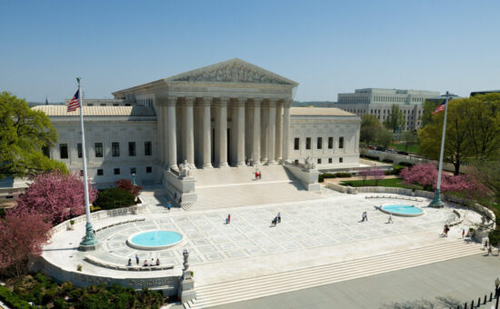 Conservative Supreme Court Justices' UNUSUAL Action