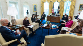 Biden's Hail-Mary Plea for GOP Support…